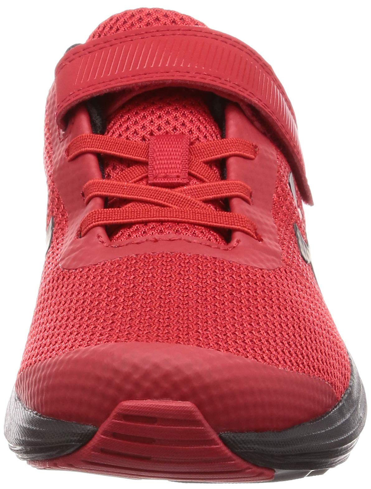 Under Armour Boys' Pre School Surge RN Alternate Closure Sneaker, Red (600)/Black, 3 by Under Armour (Image #4)