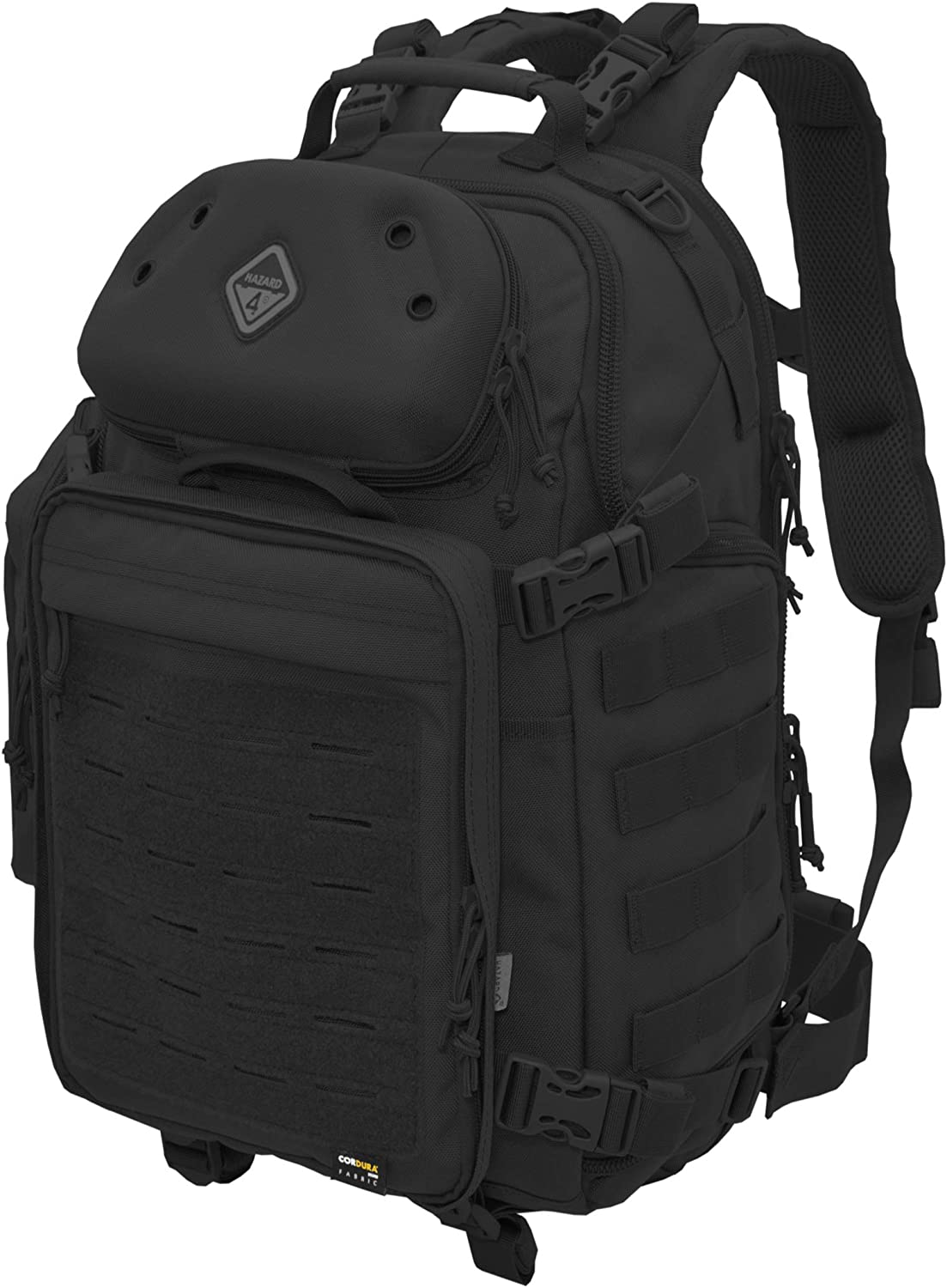HAZARD 4 Drawbridge: Gear-Retention Modular Daypack