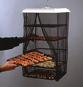 Hanging Raw Food Dehydrator - Solar Powered