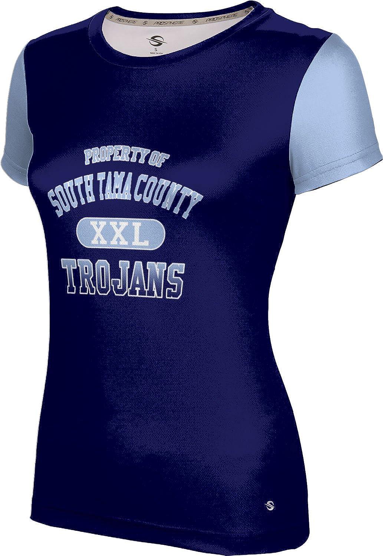 ProSphere Women's South Tama County High School Crisscross Tech Tee