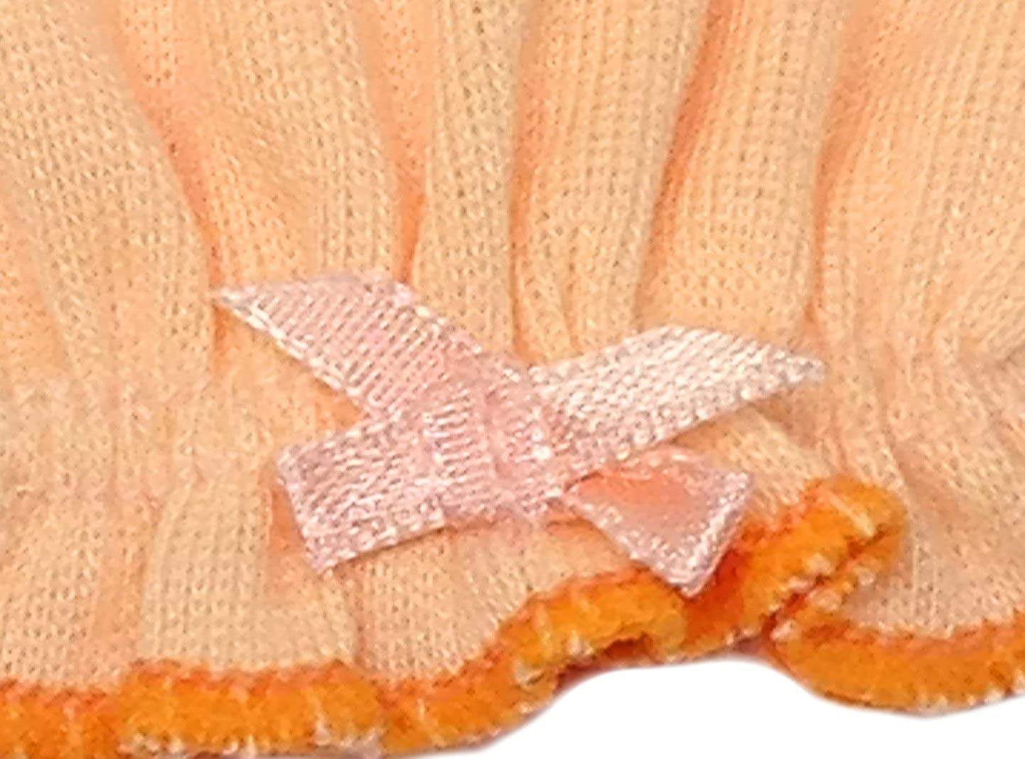 Liwely 6 Pairs Unisex-Baby No Scratch Mittens Solid Colors 100/% Cotton