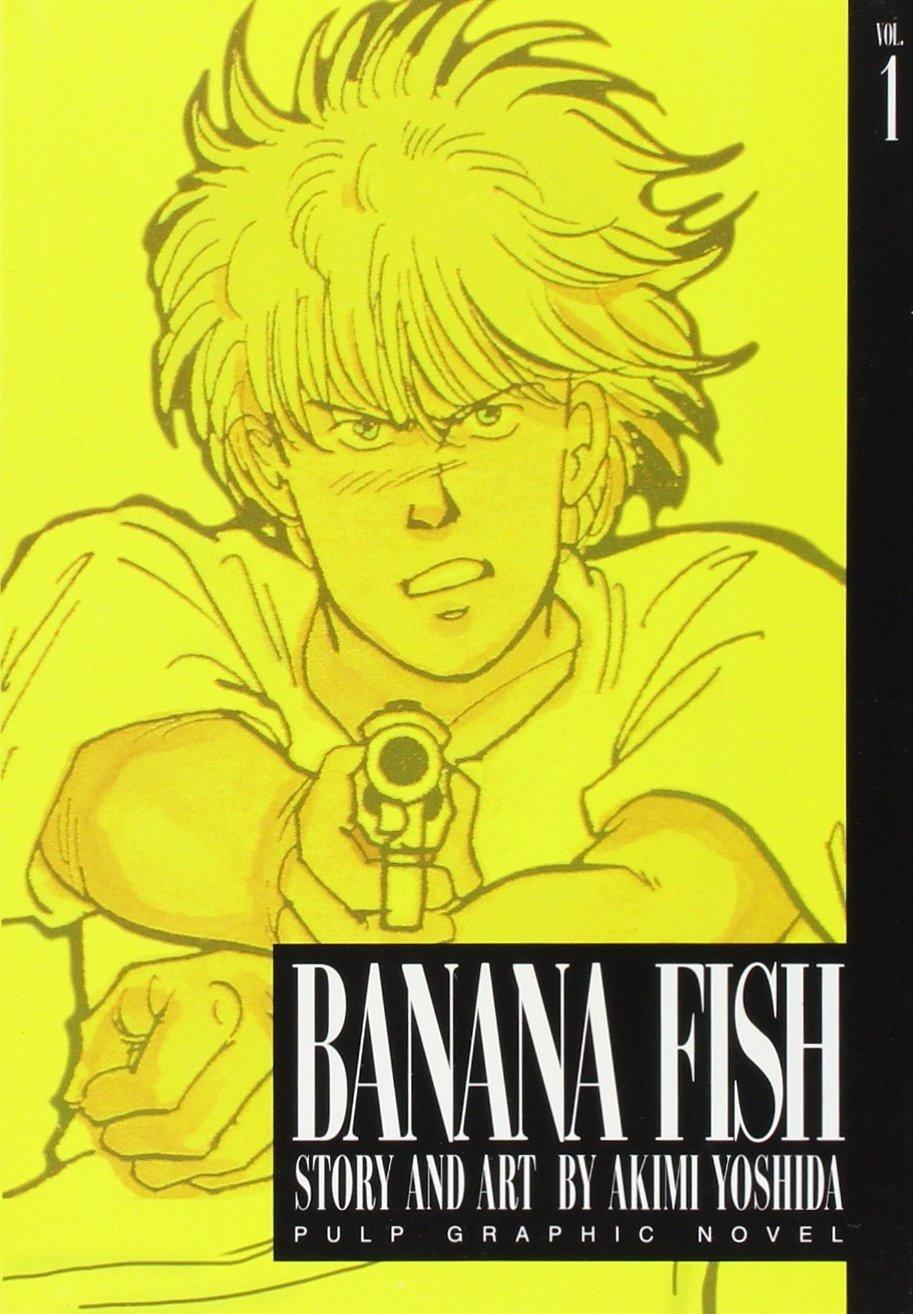 Banana Fish Vol 1 Akimi Yoshida 9781569313206 Amazon Com Books