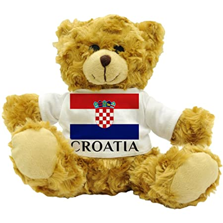 Image result for CROATIA TEDDY BEAR