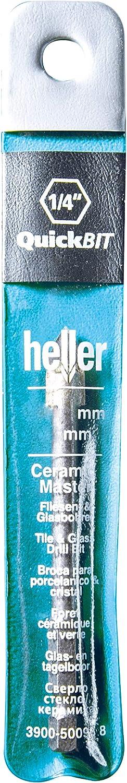 Argent Heller 50094 Ceramic Master M/èche /à verre et carrelage 6 x 75 mm