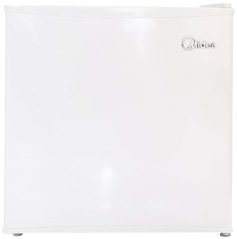 Midea stainless steel compact single reversible door upright freezers - Amazon Com Midea Whs 65lw1 Compact Single Reversible Door Refrigerator And Freezer 1 6 Cubic Feet White Appliances