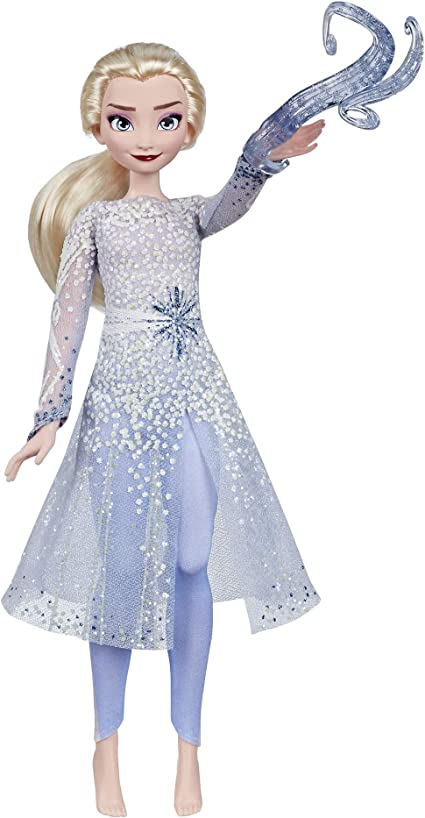 DISNEY FROZEN 2 ELSA DOLL HASBRO