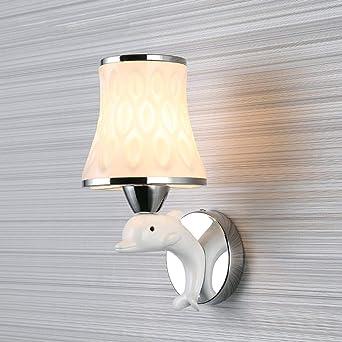 LED Bad Wandleuchte Badezimmer Spotleuchte Wandleuchte Metall ...