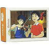 150ピース ジグソーパズル スタジオジブリ シネマアート2ショットシリーズ セッション ミニパズル (10x14.7cm)