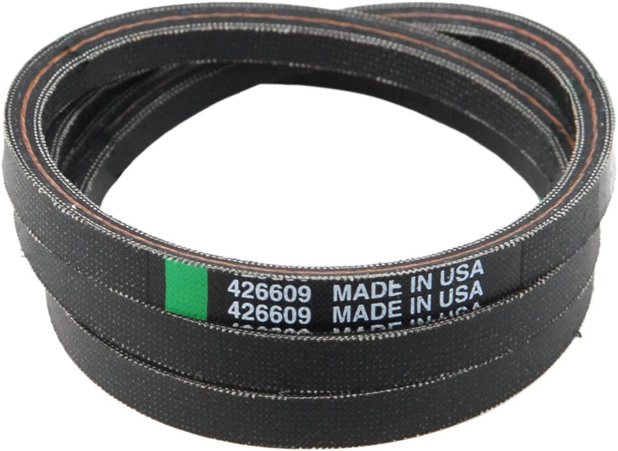 Rubber D/&D PowerDrive 67583 Sears or Roper or AYP Replacement Belt