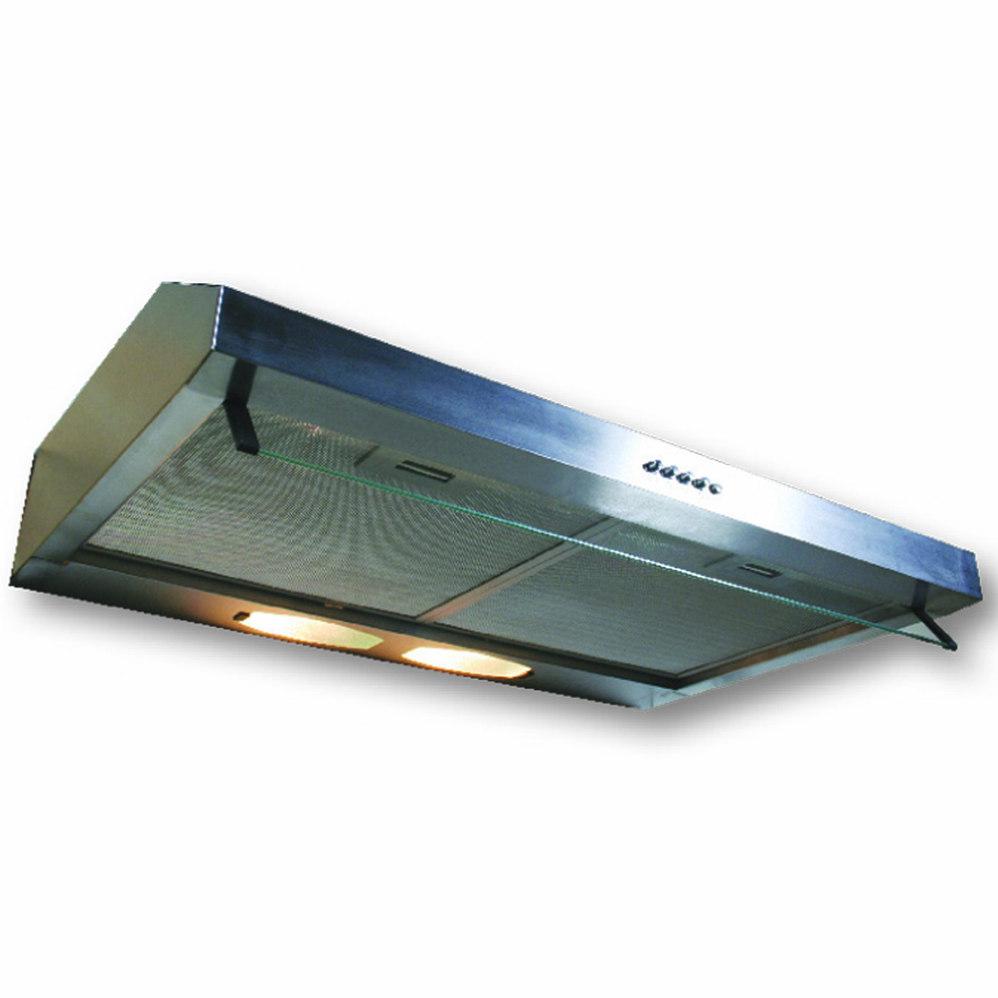 Yosemite Home Decor BWRS30S Builder Series Undercabinet Hood, 30-Inch, Stainless Steel by Yosemite Home Decor