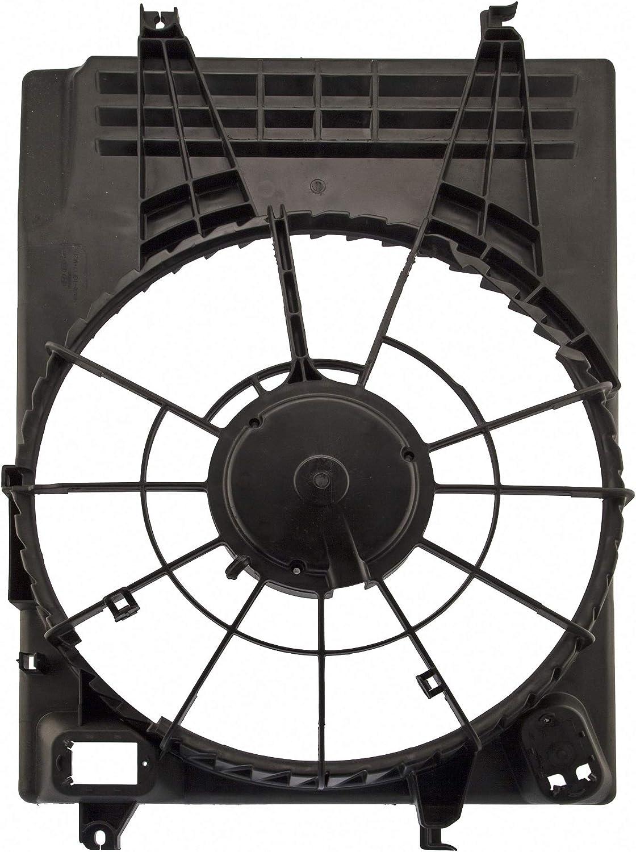 Auto 7 314 – 0021 cubierta del ventilador del radiador: Amazon.es ...