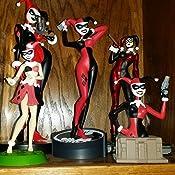 Cryptozoic DC Comics Harley Quinn Hula Girl Bobble Figure Diamond Comic Distributors FEB168261 Bobble Heads