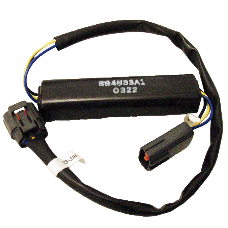 Mercury Mercruiser New OEM Tach Tachometer Pulse Signal Module Sender 884833A1