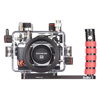 Ikelite 6950.52 Carcasa submarina para cámara: Amazon.es: Electrónica