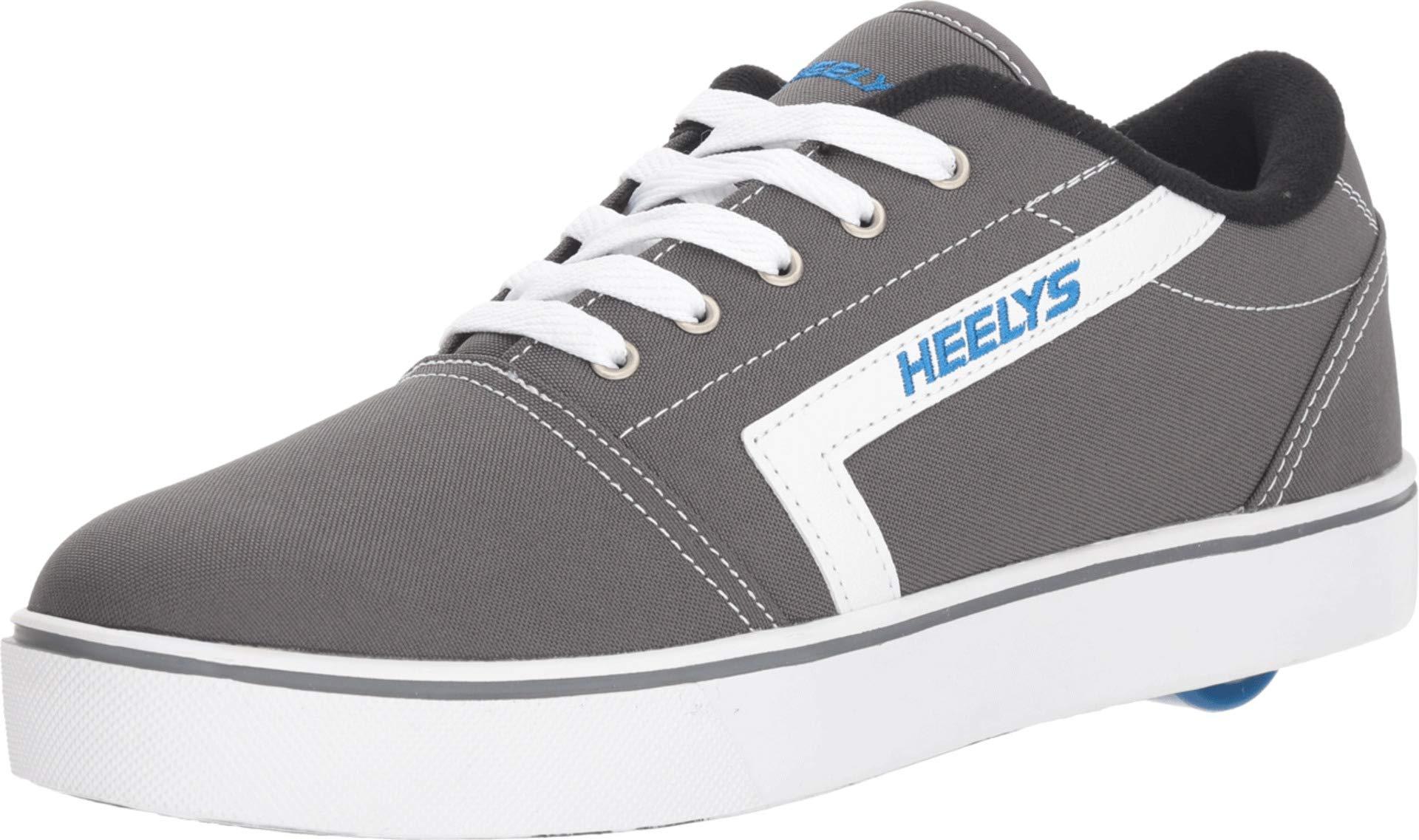Heelys Men's GR8 Pro Grey/White/Royal 10 M US M by Heelys
