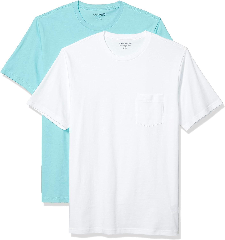 VOI Front Panel T Shirt Mens Gents Crew Neck Tee Top Short Sleeve Lightweight