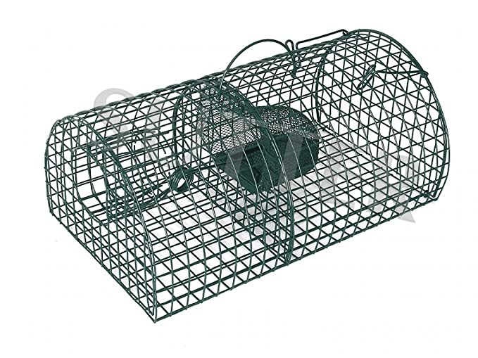 SUTTER Trampa para Ratas/Animales pequeños 40x24x18cm - Trampa ...