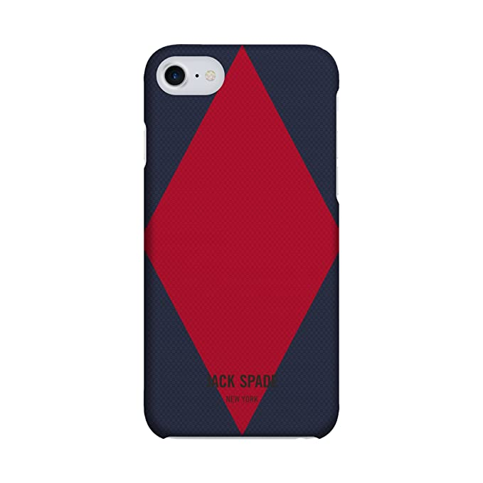 best loved 7f1c6 96821 Amazon.com: JACK SPADE Cell Phone Case | for Apple iPhone 8 and ...