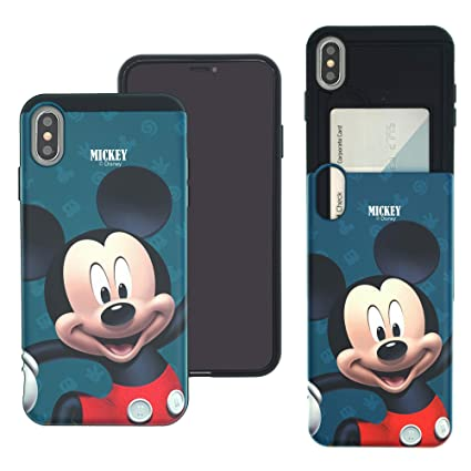 coque iphone x mickey 3d