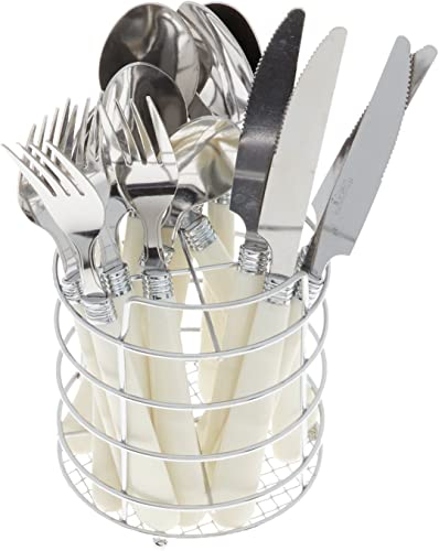 Gibson Sensations 16 Piece Stainless Steel Flatware Set