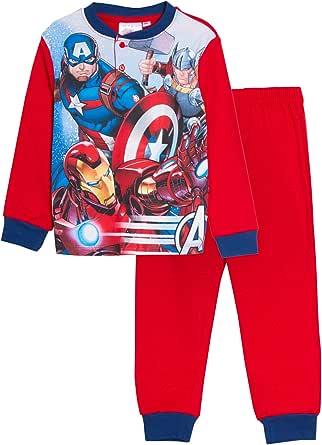 Marvel The Incredible Hulk - Pijama largo para niños
