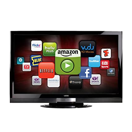 VIZIO XVT553SV 55-Inch Class Full Array TruLED with Smart Dimming LCD HDTV  SPS with VIZIO Internet Apps (2010 Model)