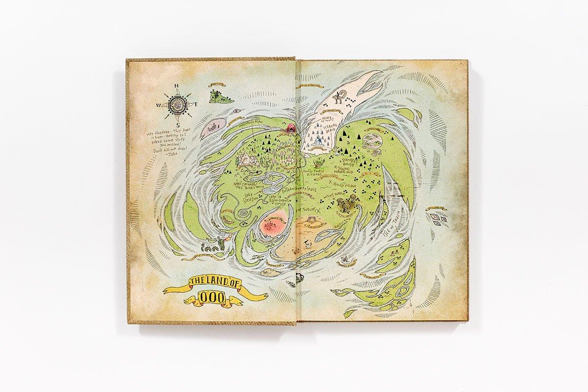 The Adventure Time Encyclopaedia: Inhabitants, Lore, Spells, and ...