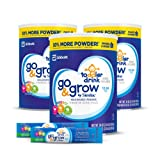 Amazon Price History for:Go & Grow by Similac Milk Based Toddler Drink, Bundle Pack, 3-36oz cans + 2 On-The-Go Stickpacks