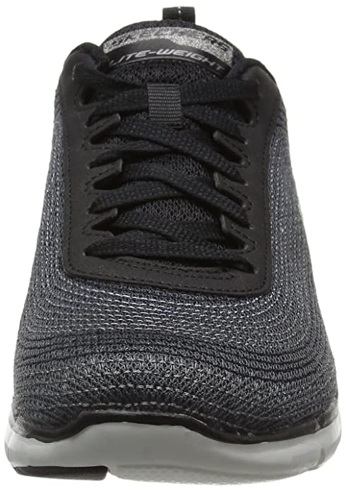Skechers Flex Appeal 2.0 Metal Madness, Damen Laufschuhe