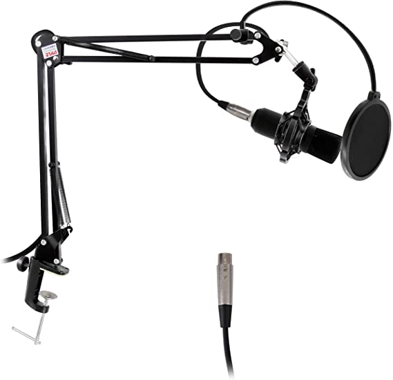 Suspension Microphone Boom Stand