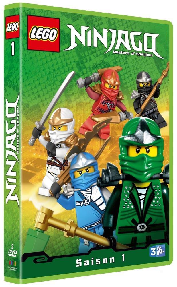 LEGO Ninjago, Les maîtres du Spinjitzu - Saison 1 Francia ...