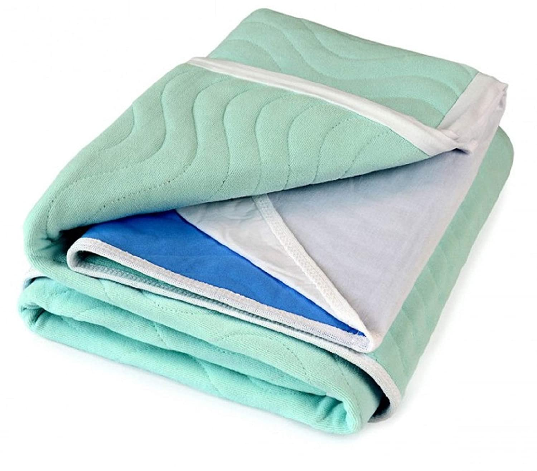 COMFORTNIGHTS® Children's, Toilet Training Sleep Mat,75 x 90cms, 29½ x 35½, with wings 29½ x 35½ Shellmark