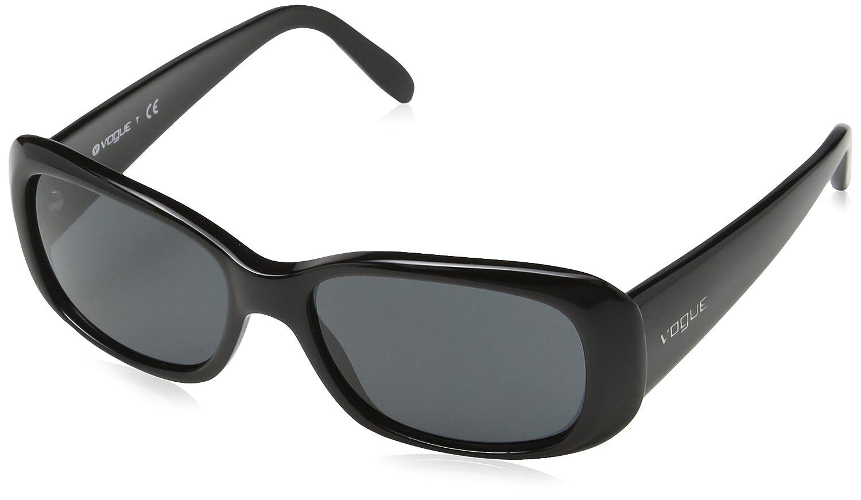 Vogue 0Vo2606S Gafas de sol, Black, 55 para Mujer: Amazon.es ...