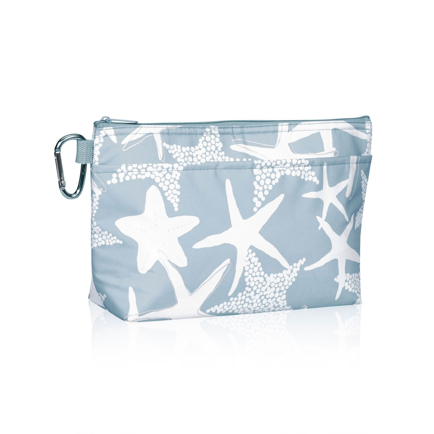 Thirty One Cool Clip Thermal Pouch in Starfish Splash – No Monogram – 8256