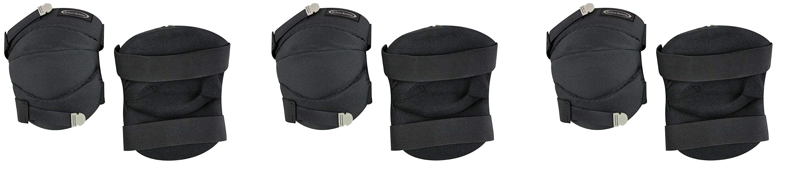 McGuire-Nicholas All Purpose Adjustable Soft Cushion Knee Pads (3-Pack) by RPPSTER GROUP