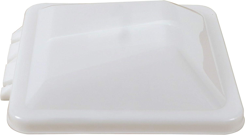 Ventline BVD0449-A01 Ventadome Lids and Accessories Regular 14 White Cover
