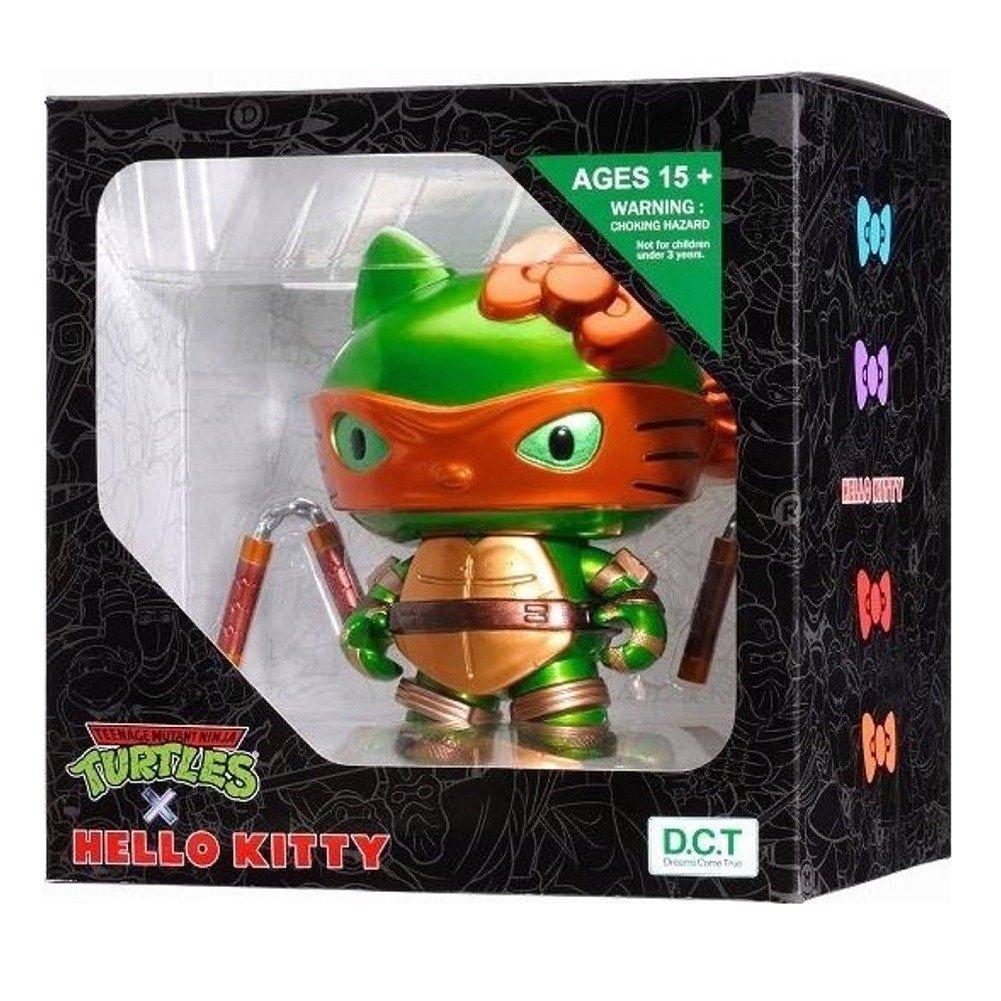Mutant Kitty Michelangelo (TMNT) Träume wahr Version