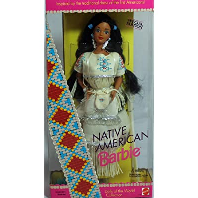 Barbie Native American Doll, Special Edition: Toys & Games