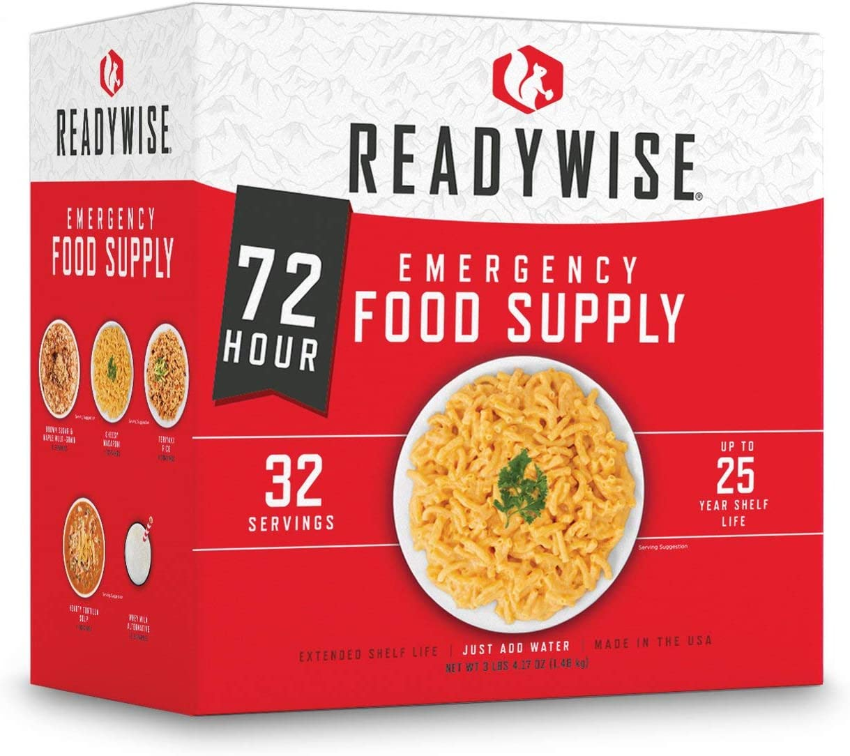 Wise Company Emergency Food and Drink Supply