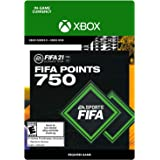 FIFA 21 Ultimate Team 750 Points - Xbox Series X [Digital Code]