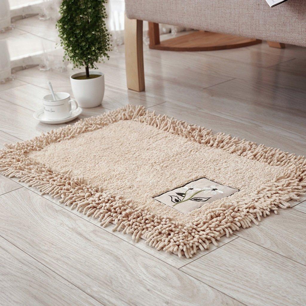 @プチコット 長方形の床マットドアマットキッチンのベッドルームカーペットのバスルームのバスルームの吸収性のスキッドマット ( 色 : B , サイズ さいず : 100*150cm ) 100*150cm B B078588C4Z