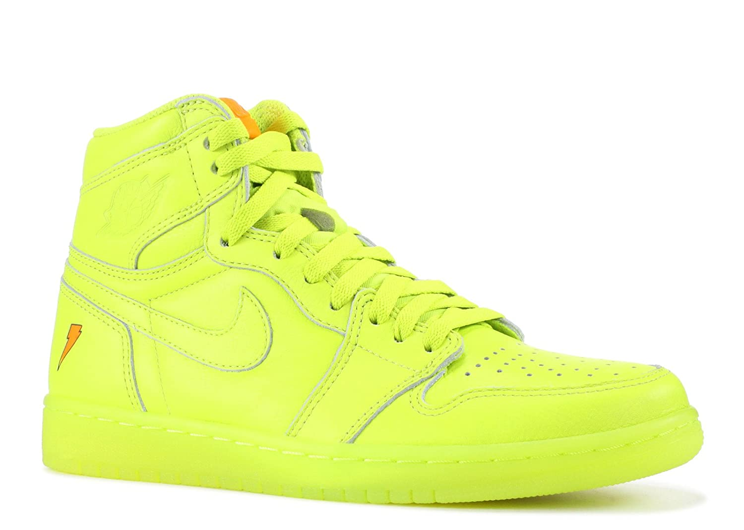 reputable site 1cd16 087aa Amazon.com | AIR Jordan 1 Retro HI OG G8RD 'Gatorade ...