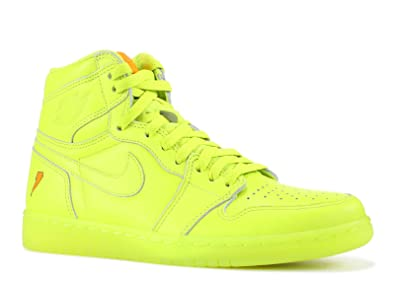 reputable site 715fd c2eae Amazon.com | AIR Jordan 1 Retro HI OG G8RD 'Gatorade ...