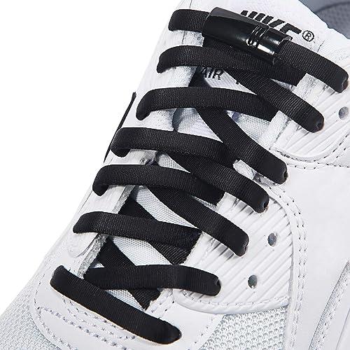 No Tie Lazy Quick Shoelces For Chidren Adults Laces Athelic Elastic Shoes Laces