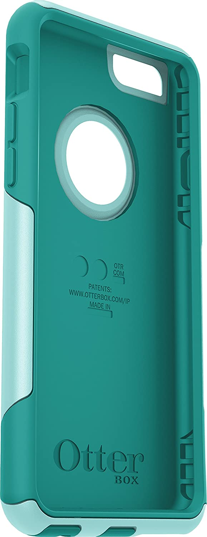 OtterBox COMMUTER SERIES iPhone 6/6s Case - Retail Packaging - AQUA SKY (AQUA BLUE/LIGHT TEAL)