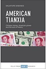 American Tianxia: Chinese Money, American Power and the End of History Hardcover