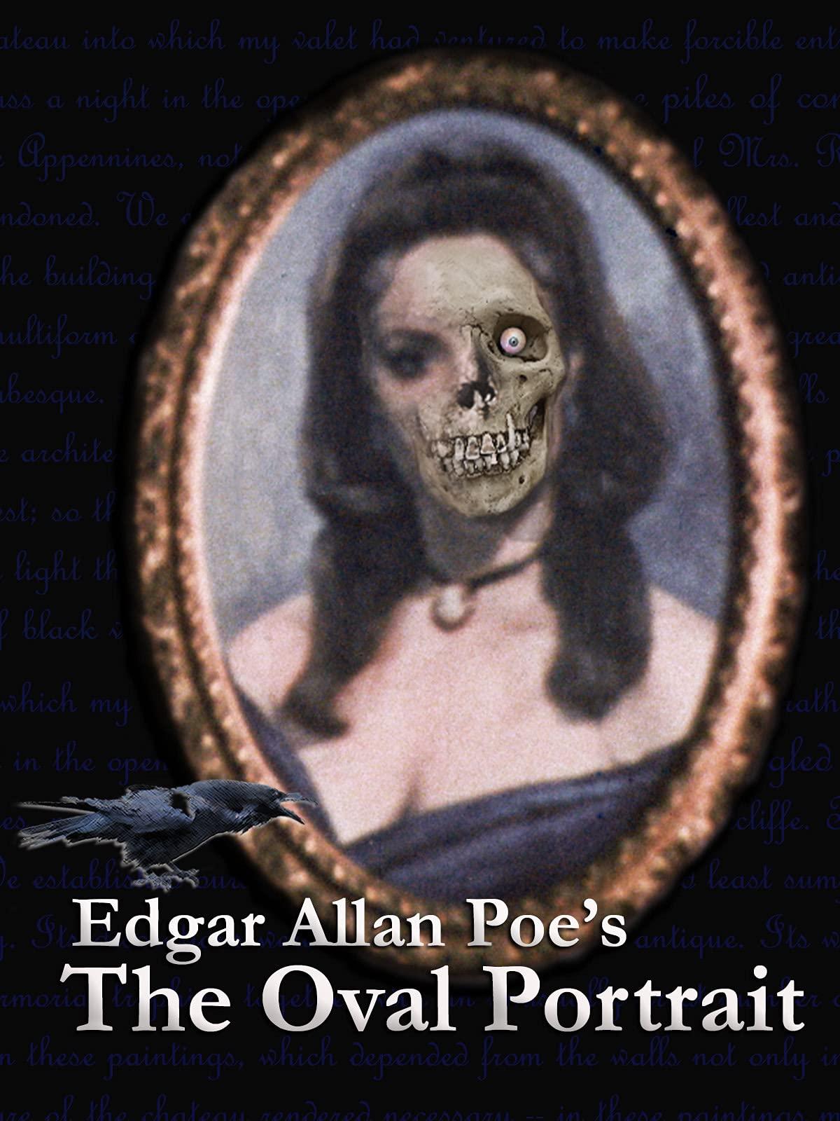 """Edgar Allan Poe's """"The Oval Portrait"""""""