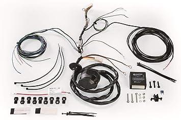 Westfalia 300210300113 Universal Elektrosatz Anhängerkupplungen Für Anhängerkupplungen 13 Polig Für Fahrzeuge Mit Checkcontrol System Auto