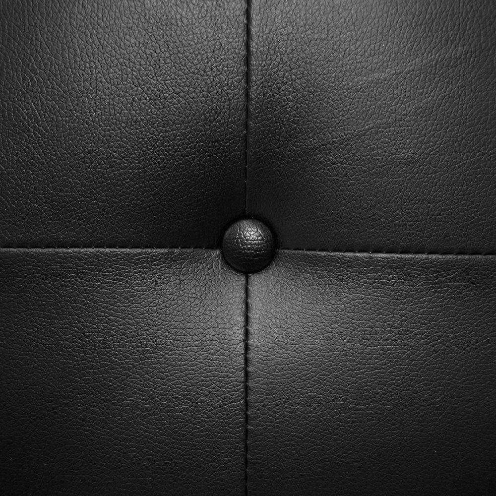 Menzzo HB160 Contemporain Luxor T/ête de Lit Bois Taupe 8 x 170 x 122 cm