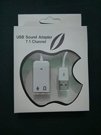 Technotech (TT-USBSCARD-2CH-V2) 7.1 USB Sound..